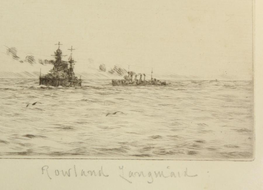 Langmaid, Lt. Com. Rowland
