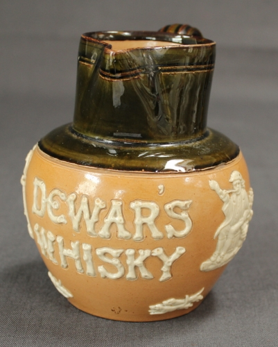 A Royal Doulton 'Dewar's Whisky' water jug