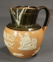 A Royal Doulton 'Dewar's Whisky' water jug - picture 2