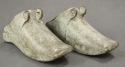A pair of 'Conquistador' bronze stirrups - picture 2