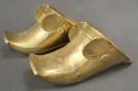 A pair of 'Conquistador' brass stirrups - picture 3