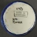 A Bough Pottery circular jar - picture 3