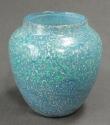 A rare Monart 'Paisley Shawl' vase - picture 3