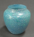 A rare Monart 'Paisley Shawl' vase - picture 4