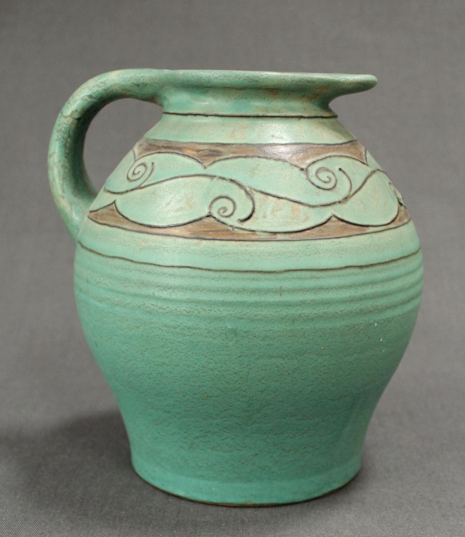 A Denby Ware 'Studio' jug