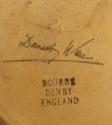 A Denby Ware 'Studio' jug - picture 4
