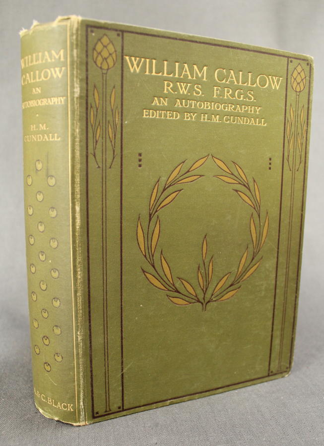William Callow, An Autobiography