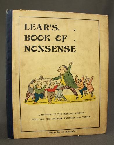 Lear's Book of Nonsense