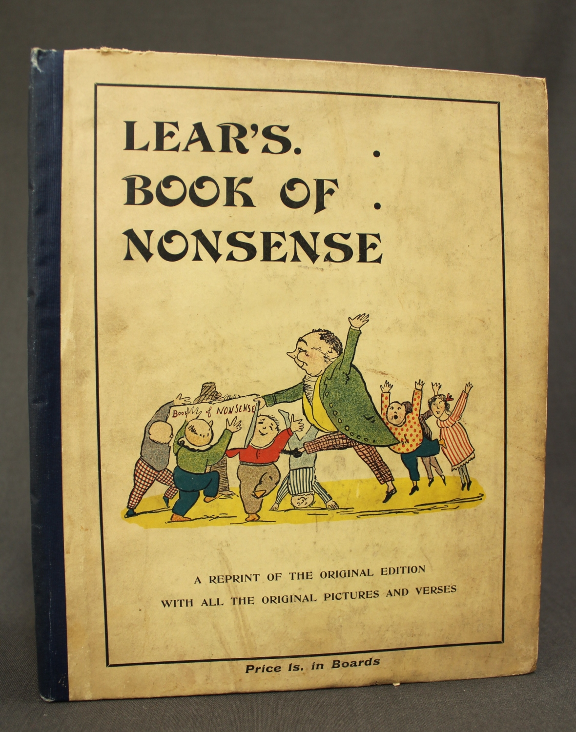 Lear's Book of Nonsense
