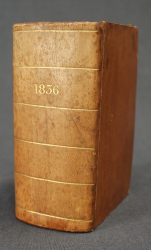The Edinburgh Almanac for 1836