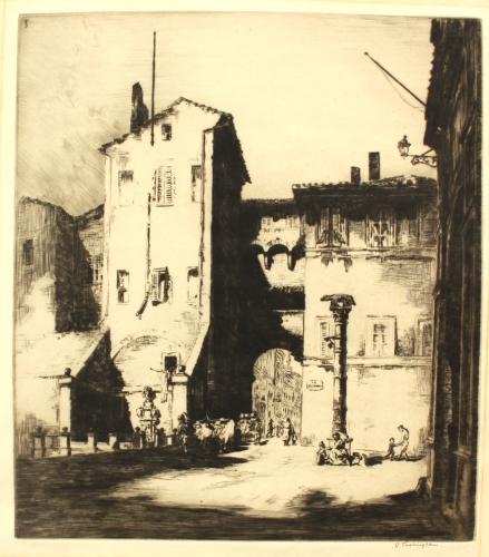 Sidney Tushingham