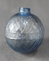 A scarce Victorian glass target ball - picture 1