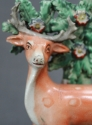 An early 19th Century bocage figure of a deer - picture 2