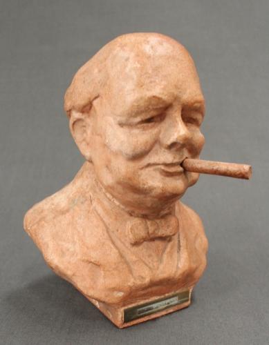 Sir Winston Churchill cigar lighter in Collectors' Items
