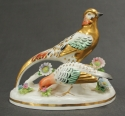 A Crown Staffs. figure of a Chinese pheasant - picture 1