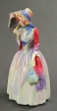 A Royal Doulton figure - Miss Demure - picture 3