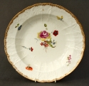An 18th Century Meissen soup plate - picture 1