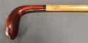 A hickory shafted Sunday stick - picture 2