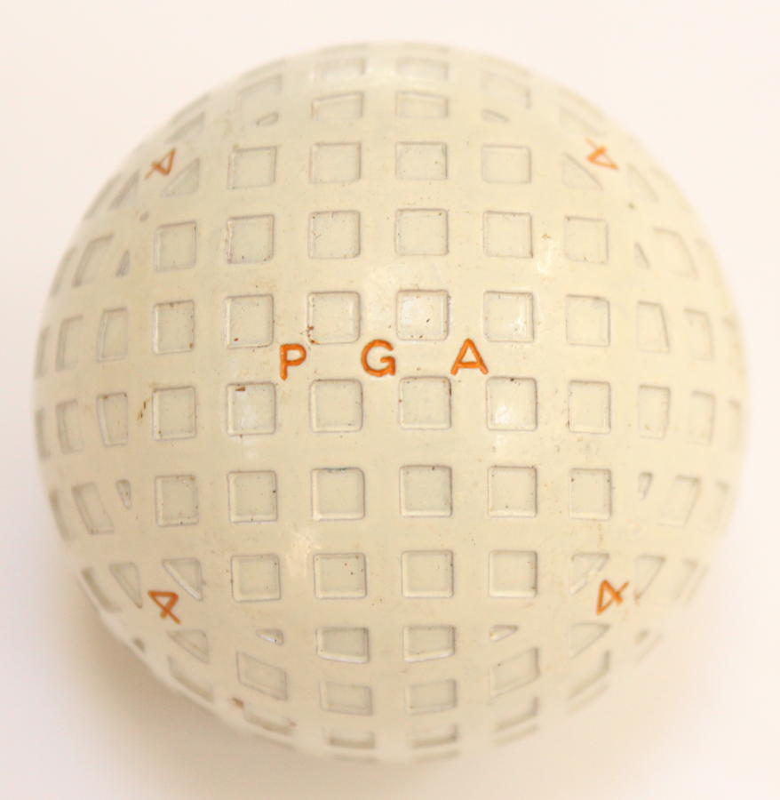 A PGA 'ForeFore' vintage golf ball