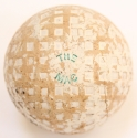 A Mac square mesh vintage golf ball - picture 2