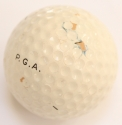 A PGA Bromford 18 vintage golf ball - picture 1