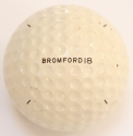 A PGA Bromford 18 vintage golf ball - picture 2