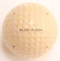 A Blue Flash No. 4 vintage golf ball - picture 1