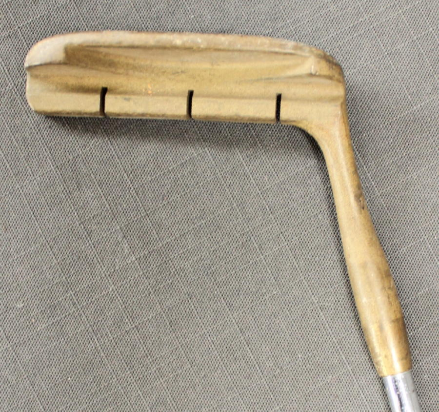 A vintage Ray Cook MG-1 putter
