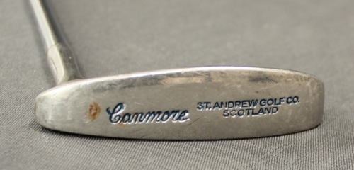 A vintage Canmore putter