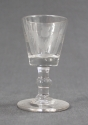 A Scottish Regency cordial glass - picture 1