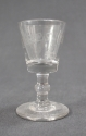 A Scottish Regency cordial glass - picture 2