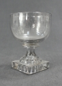 A Regency wine glass - picture 1