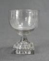 A Regency wine glass - picture 2