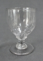 A mid Victorian glass rummer - picture 2