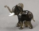 A Murano glass baby elephant - picture 2