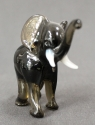 A Murano glass baby elephant - picture 4