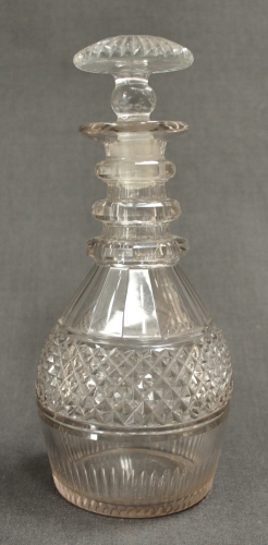 A 19th Century Waterford decanter