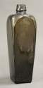 A Geo. III glass Gin bottle - picture 1