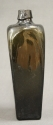 A Geo. III glass Gin bottle - picture 3