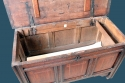 A 17th Century oak blanket chest - picture 2