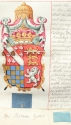 A Geo. III Grant of Arms - picture 5