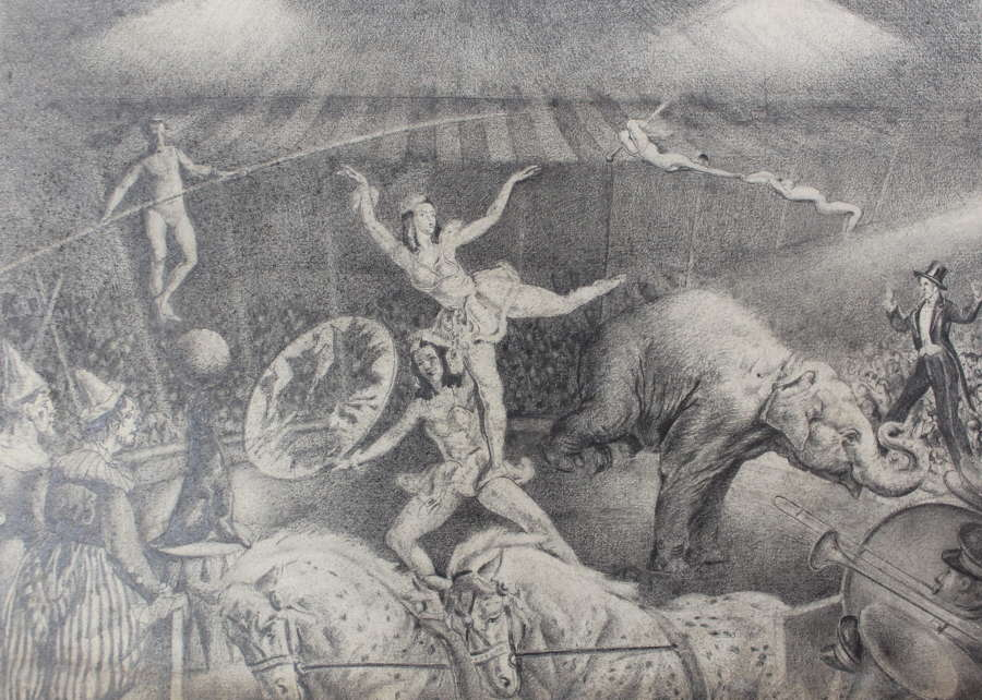 Circus by John Milne Purvis