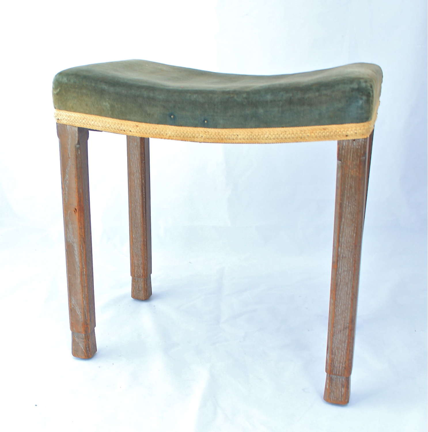 A George VI Coronation Stool