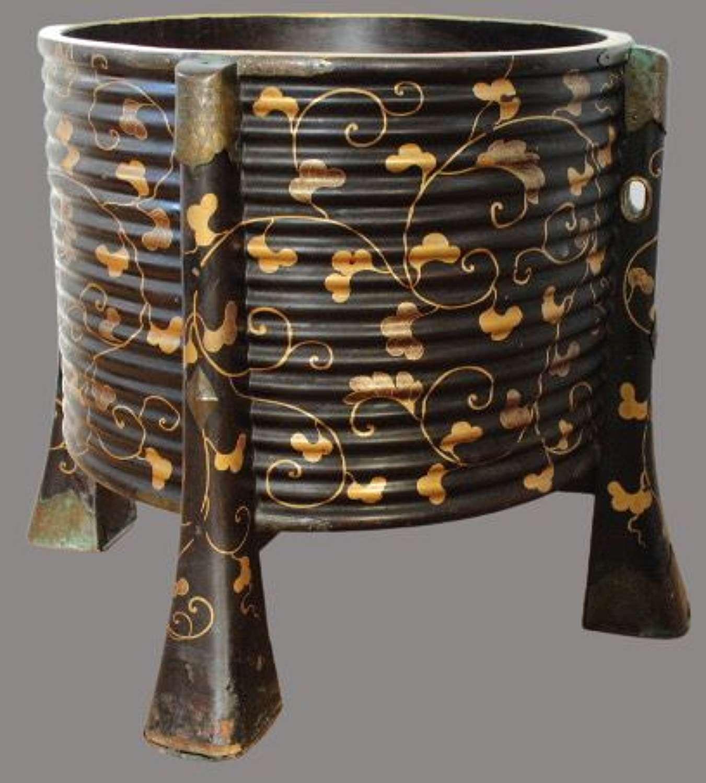 A Japanese Meiji Period Kai-Oke Box